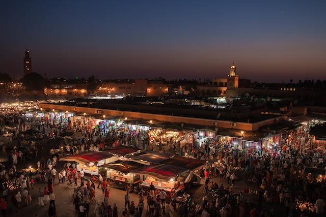 Marrakech, quand une ville envoûte les sens