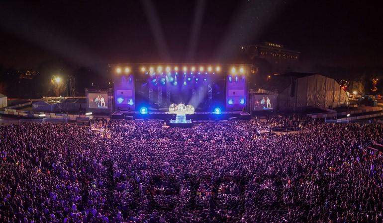 Mawazine, le défilé des stars à Rabat