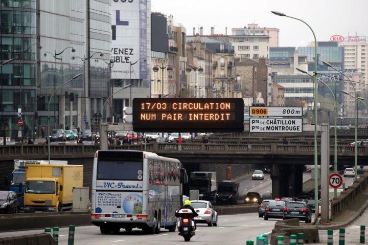 Paris…Circulation alternée, la solution miracle ?