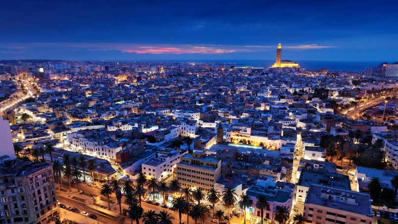 Casablanca dévoile ses joyaux architecturaux