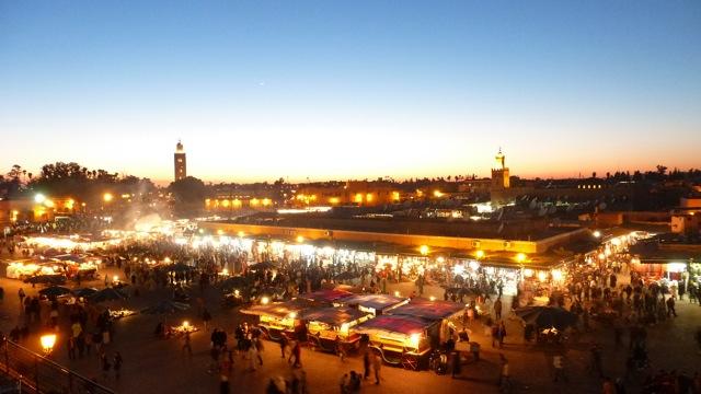 Marrakech, 6ème meilleure destination au Monde