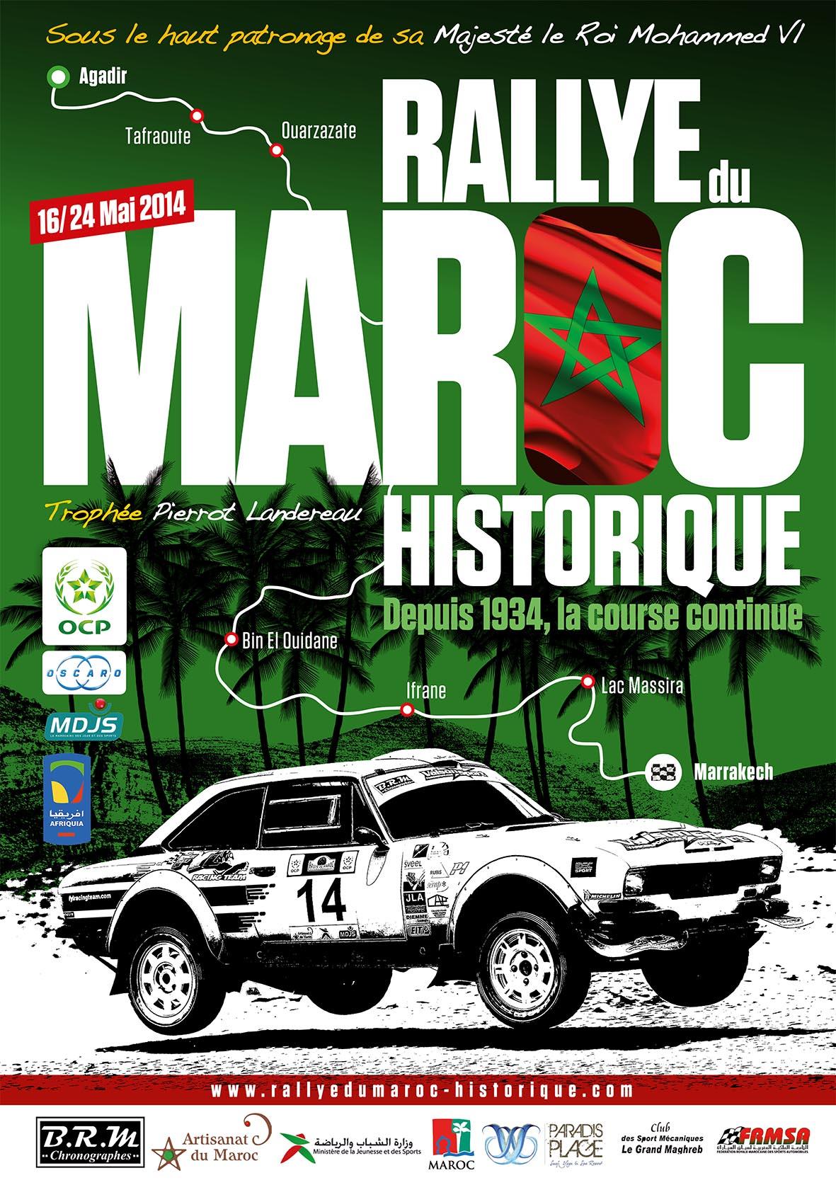 Rallye du Maroc Historique : des mythes à revivre en mai