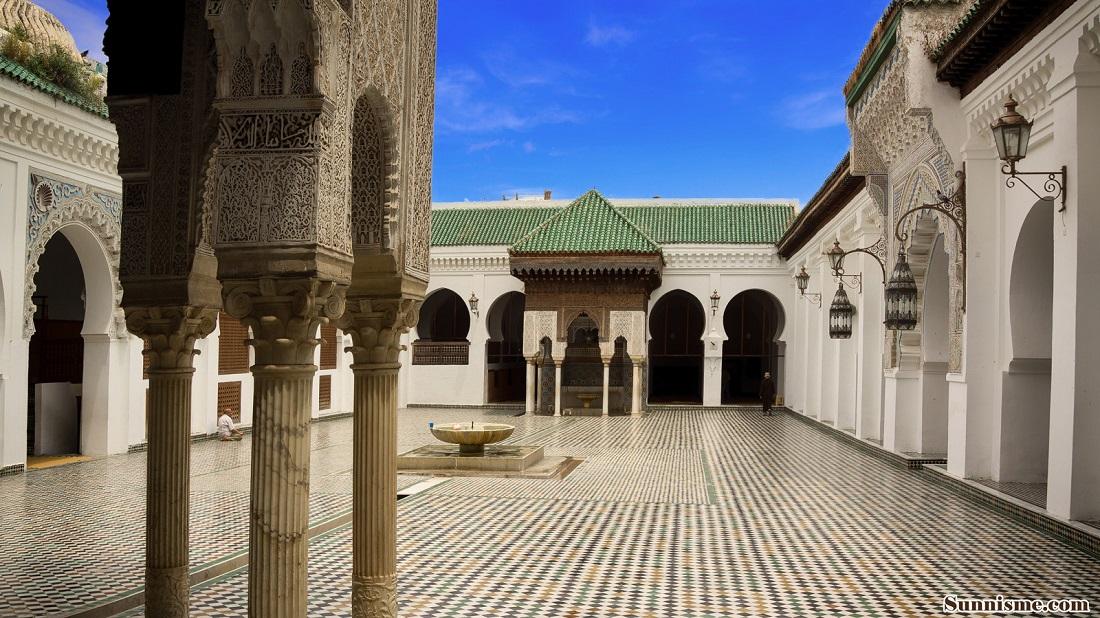 Université  Al Quaraouiyine de Fès : 12 siècles de savoir et de fascination