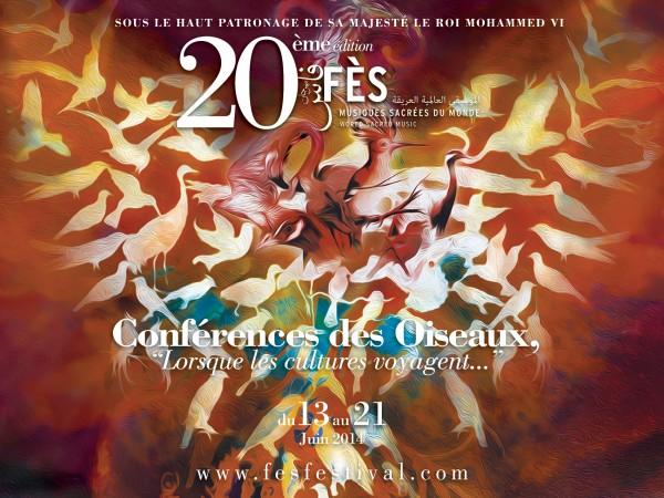 Les musiques sacrées sillonnent Fès du 13 au 21 juin