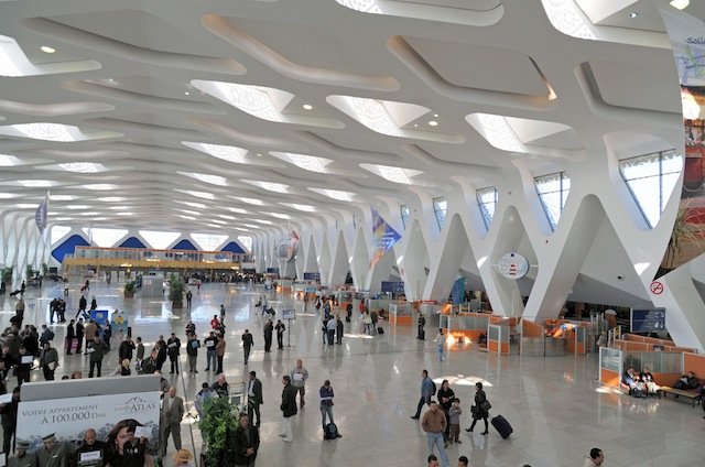 Marrakech : un nouvel aéroport se profile