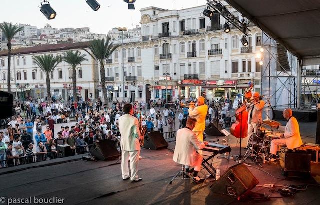 Tanger réunit le beau monde du Jazz