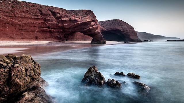 El Gzira, l'une des plus belles plages au monde
