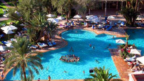 Marrakech: un bon cru 2014 pour les établissements touristiques