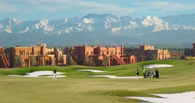 Marrakech,  l'une des meilleures destinations golfiques