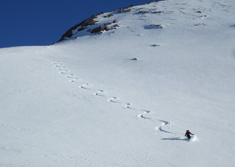 La saison de Ski est ouverte à Oukaimden